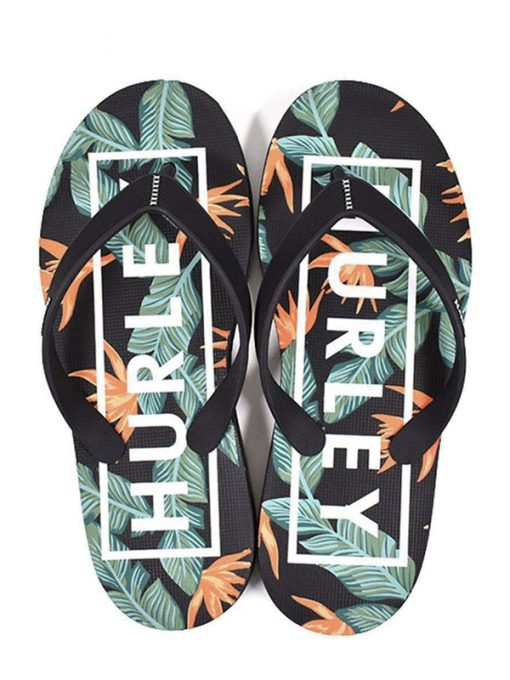 hurley M one and only 2.0 printed sandal