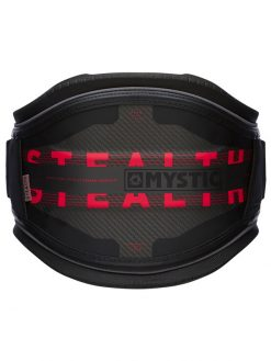 Mystic Stealth harness Black/Red